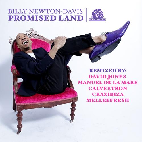 Album Art - Promised Land