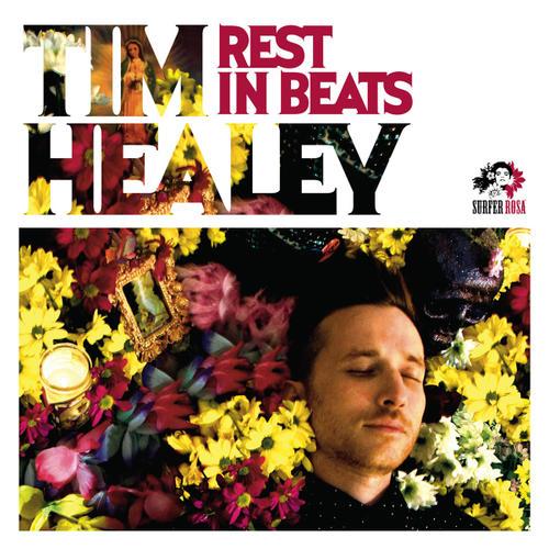 Album Art - Rest In Beats - Tim Healey