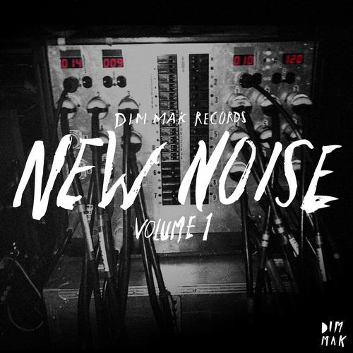 Album Art - Dim Mak Records New Noise Vol. 1