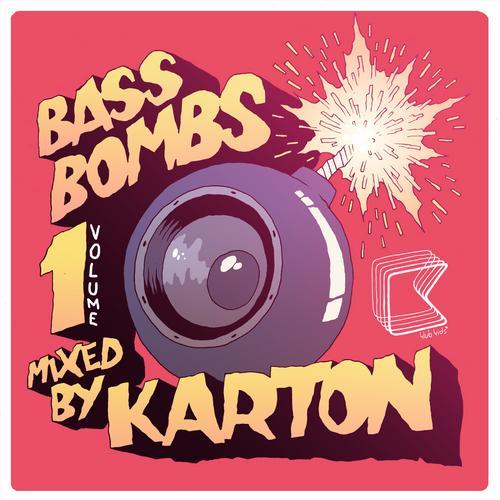 Album Art - Bass Bombs Vol. 1