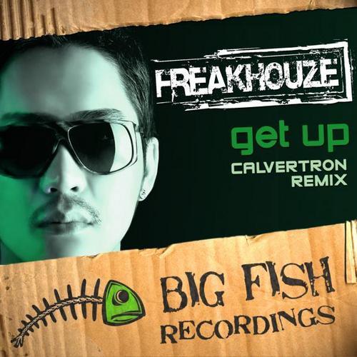 Album Art - Get Up (Calvertron Remix)