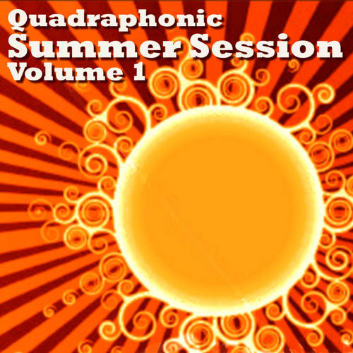 Album Art - Quadraphonic Summer Session Volume 1