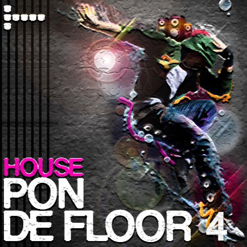 Album Art - House Pon De Floor - VOL. 4