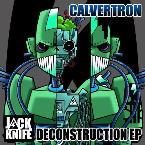 Album Art - Deconstruction EP