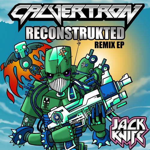 Album Art - Reconstrukted Remix EP