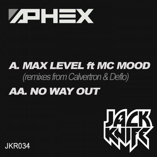 Album Art - Max Level ft MC Mood