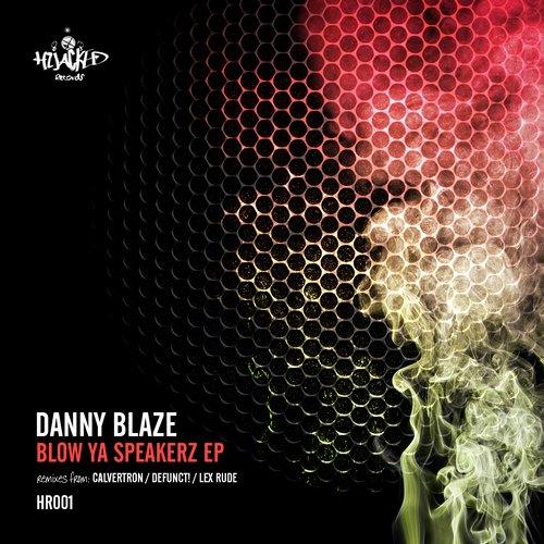Album Art - Blow Ya Speakerz EP