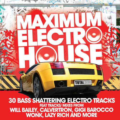 Album Art - Maximum Electro House