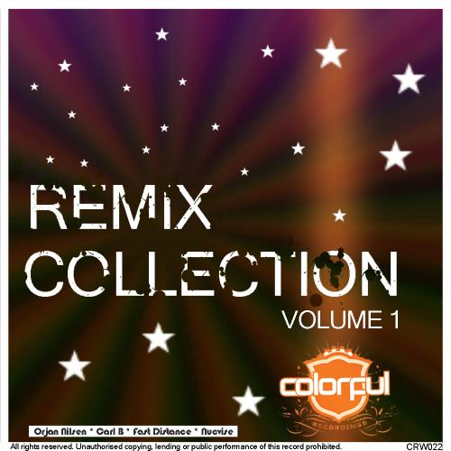 Album Art - Colorful Remix Collection Volume 1