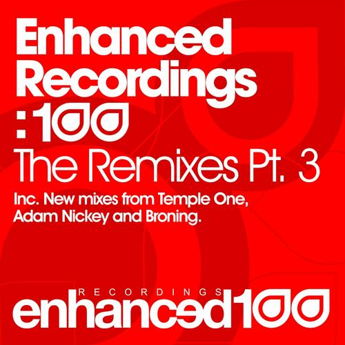 Album Art - Enhanced Recordings: 100 - The Remixes Pt. 3