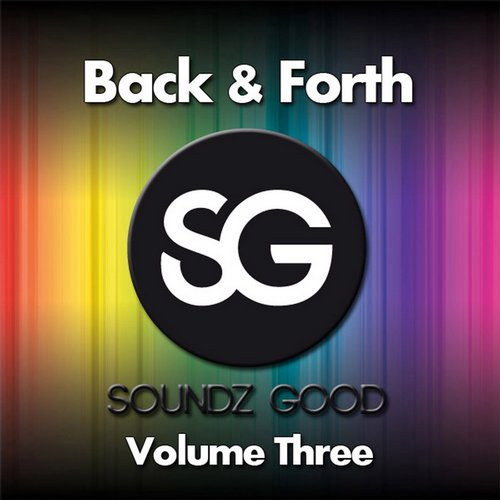 Album Art - Back & Forth, Vol. 3