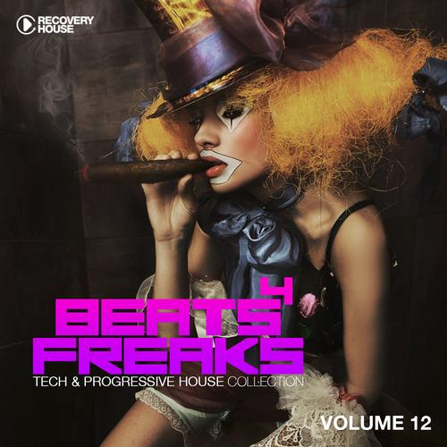 Album Art - Beats 4 Freaks - Tech & Progressive House Collection Vol. 12