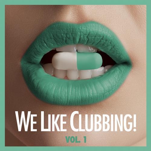 Album Art - We Like Clubbing!, Vol. 1