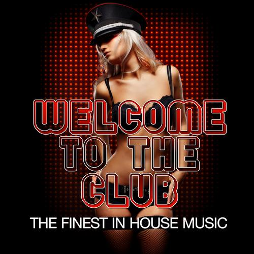 Album Art - Club Session - Welcome To The Club