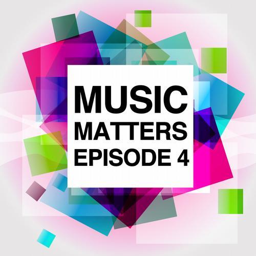 Album Art - Music Matters - Episode 4