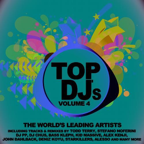 Album Art - Top DJs - World's Leading Artists Vol. 4
