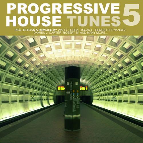 Album Art - Progressive House Tunes Volume 5