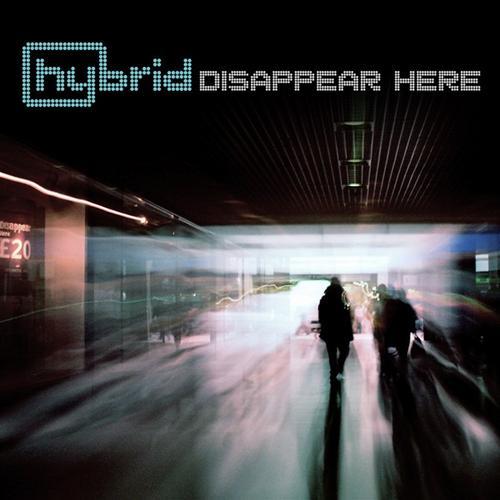 Album Art - Disappear Here