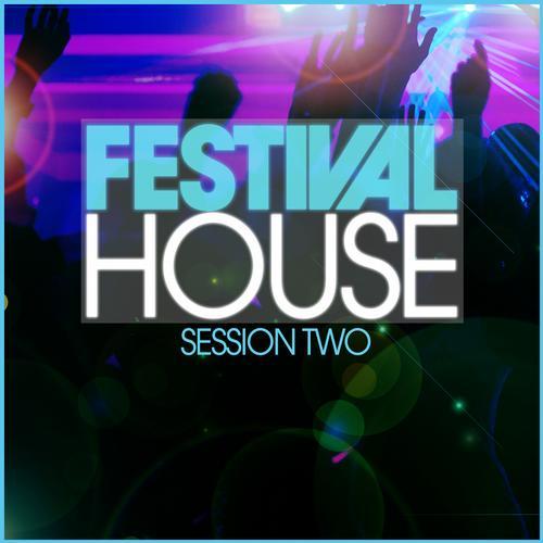 Festival House - Session 2 Album Art