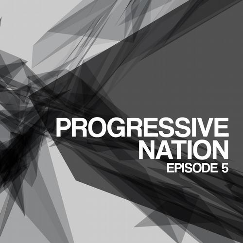 Album Art - Progressive Nation (Episode 5)