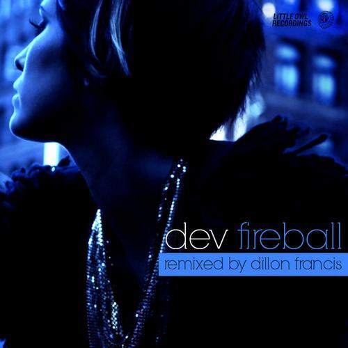 Album Art - Fireball (Dillon Francis Remix)
