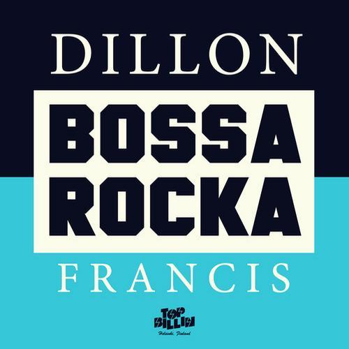 Bossa Rocka EP Album Art