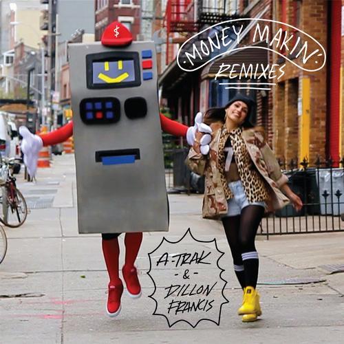 Album Art - Money Makin' Remixes