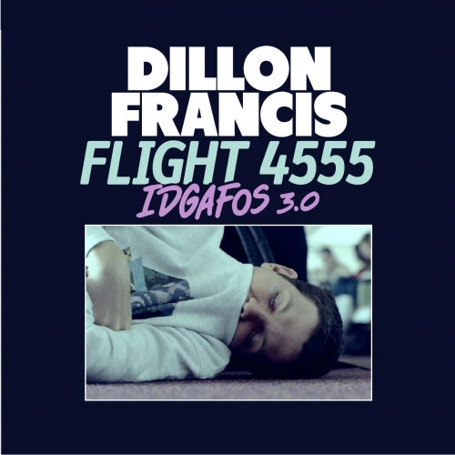 Album Art - Flight 4555 (IDGAFOS 3.0)