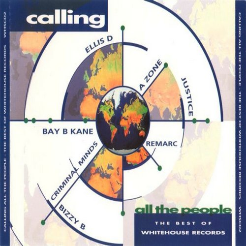Album Art - Calling All the People - The Best of White House