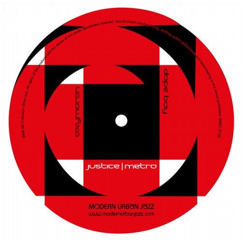 Album Art - Oxymoron LP Sampler