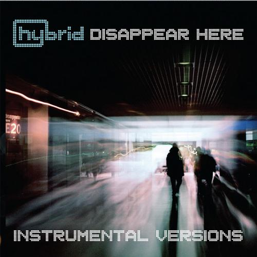 Disappear Here (Instrumental Versions) Album Art