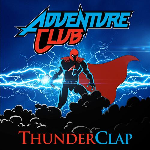 Album Art - Thunderclap