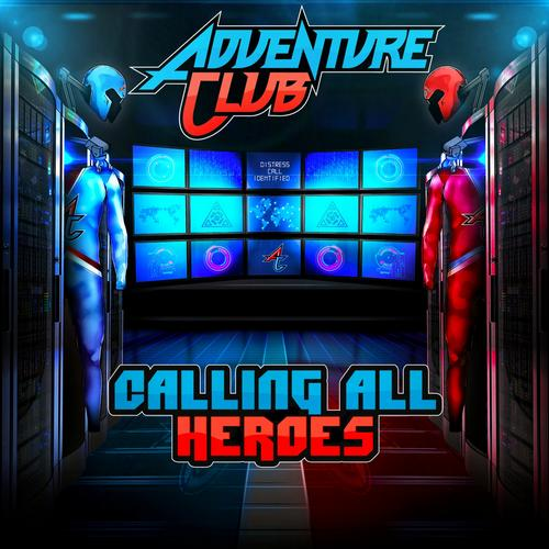 Album Art - Calling All Heroes