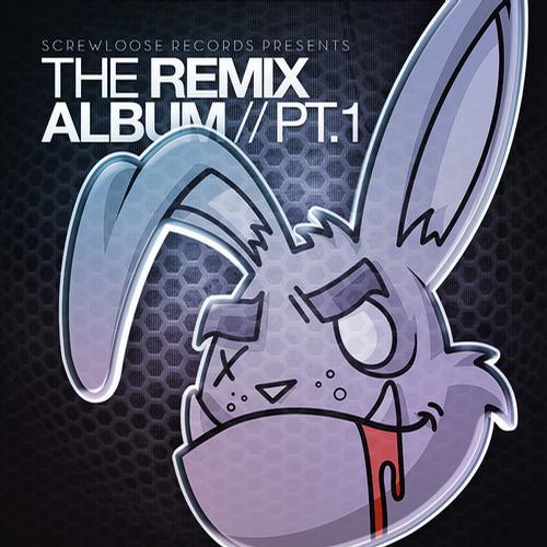 Album Art - The Remix Album Pt 1