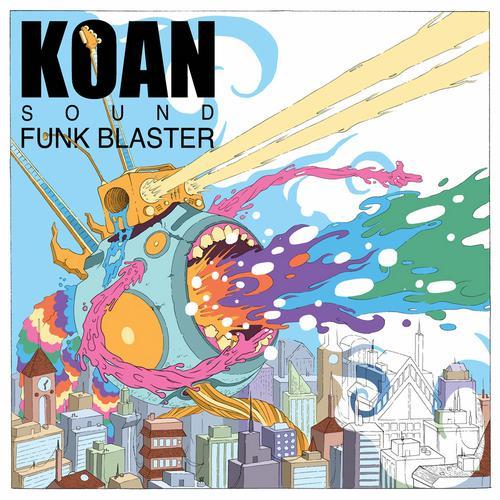 Album Art - Funk Blaster