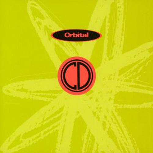 Album Art - Orbital