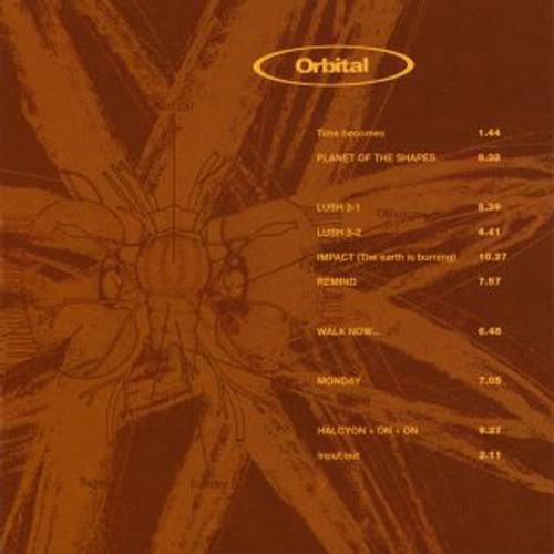 Album Art - Orbital 2