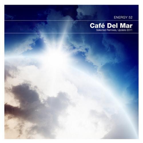 Album Art - Cafe Del Mar - Selected Remixes - Update 2011