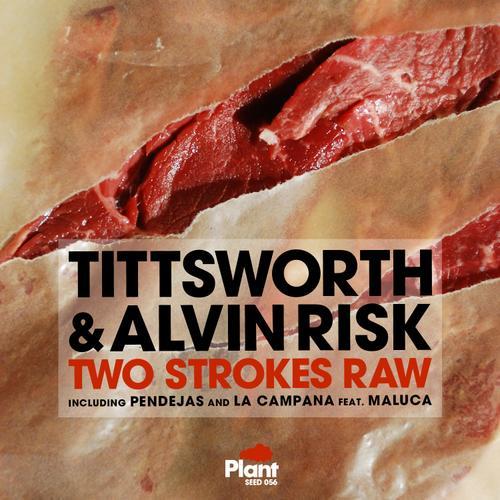 Album Art - Two Strokes Raw