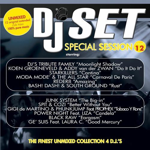 Album Art - Dj Set Special Session, Vol. 12 (Unmixed Only4djs)