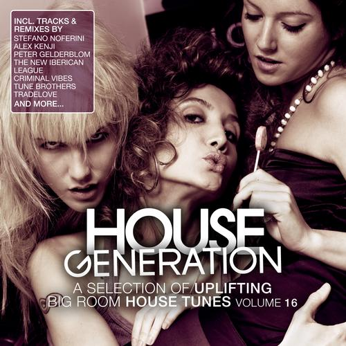 Album Art - House Generation Volume 16