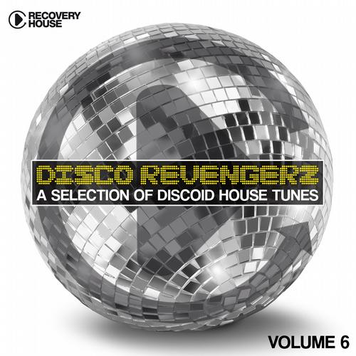 Album Art - Disco Revengers Volume 6 - Discoid House Selection