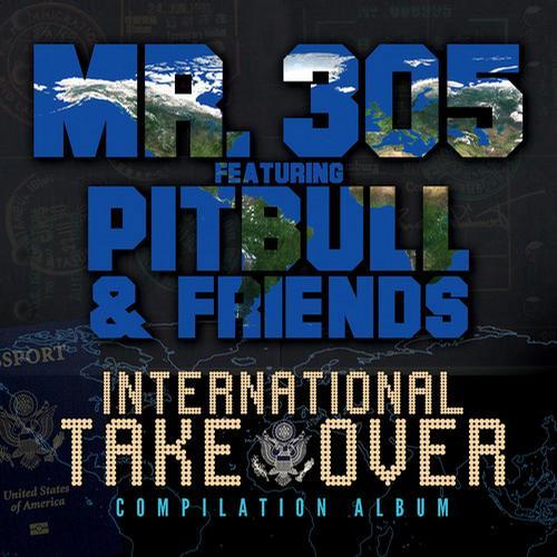 Album Art - International Takeover