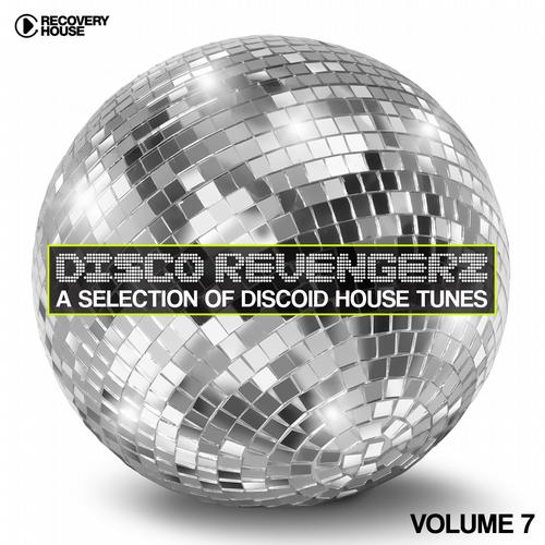 Disco Revengers Volume 7 - Discoid House Selection Album Art
