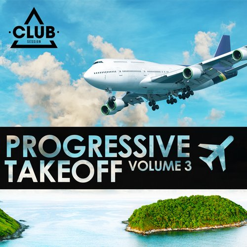 Progressive Takeoff Vol. 3 Album Art