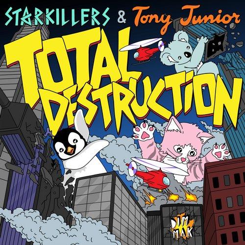 Album Art - Total Destruction