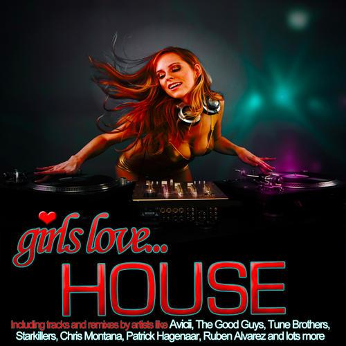Girls Love House Album