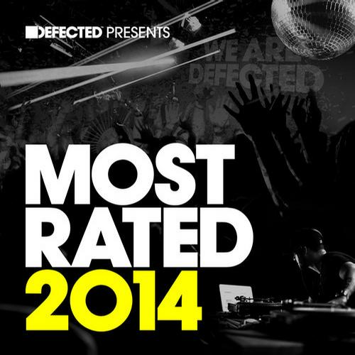 Album Art - Defected presents Most Rated 2014