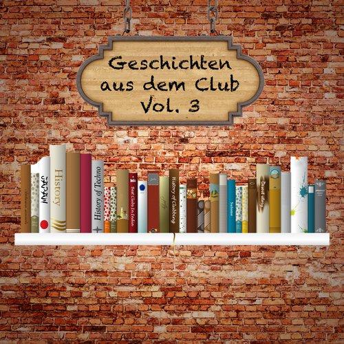 Album Art - Geschichten aus dem Club, Vol. 3
