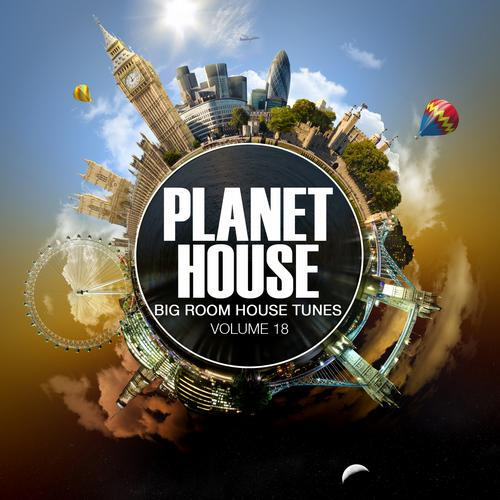 Album Art - Planet House Vol. 18